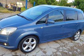 Opel, Zafira, 2007, Naftë