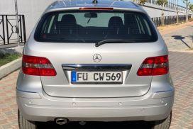 Mercedes-Benz, B-Class, 2007, Naftë