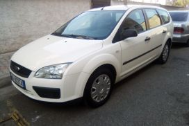 Ford, Focus, 2005, Naftë