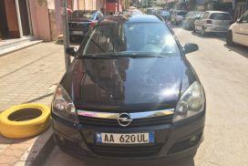 Opel, Astra, 2007, Benzine + Gas
