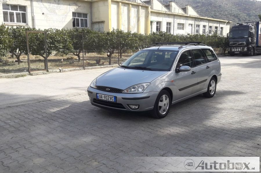 Ford Focus Year 2004 Petrol Gas Autobox Al