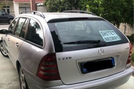 Mercedes-Benz, 220, 2004, Nafte