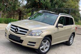 Mercedes-Benz, GLK-Class, 2010, Naftë