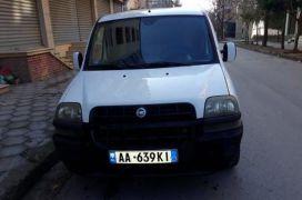 Fiat, Doblo, 2006, Naftë