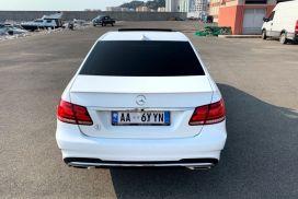Mercedes-Benz, E-Class, 2016, Naftë