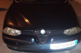 Alfa Romeo, 156, 2000, Petrol