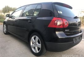Volkswagen, Golf, 2007, Nafte