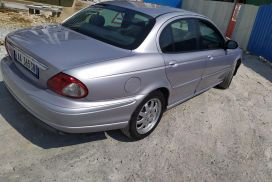Jaguar, X-Type, 2004, Naftë