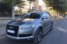 Audi, Q7, 2007, Naftë