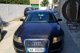 Audi, A6, 2005, Naftë