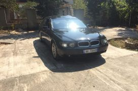 BMW, Seria 7, 2004, Benzinë