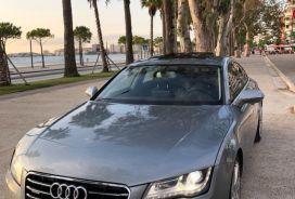 Audi, A7, 2013, Benzinë