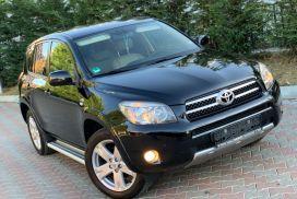 Toyota, RAV4, 2007, Naftë