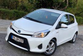 Toyota, Yaris, 2012, Hybrid (benzin/elektrik)