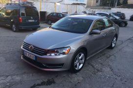 Volkswagen, Passat, 2013, Benzinë + Gas