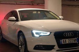 Audi, A5, 2012, Naftë