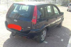 Ford, Fusion, 2003, Naftë