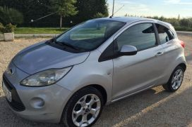 Ford, Ka, 2010, Benzinë