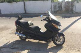 Suzuki, 400 cc, 2004