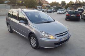 Peugeot, 307, 2004, Naftë