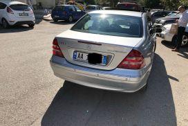 Mercedes-Benz, C-Class, 2005, Benzinë + Gas