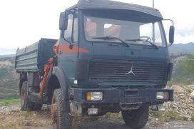 Kamion Mercedes-Benz 19-22, 1991