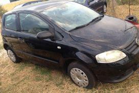Volkswagen, Fox, 2007, Benzinë