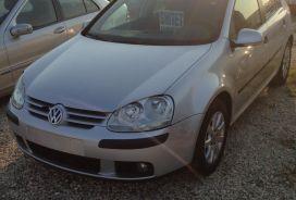 Volkswagen, Golf, 2005, Benzinë + Gas