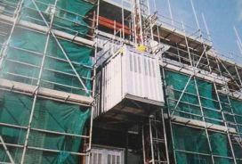 Lift per ndertimtari, 2000