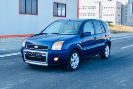 Ford, Fusion, 2009, Naftë
