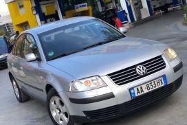 Volkswagen, Passat, 2001, Naftë