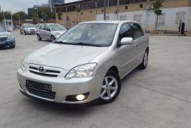 Toyota, Corolla, 2005, Naftë