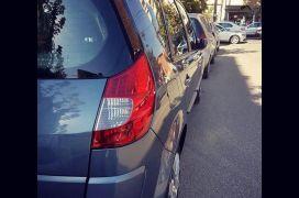 Renault, Scenic, 2009, Petrol + Gas