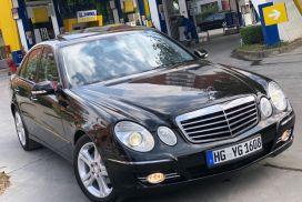 Mercedes-Benz, E-Class, 2008, Diesel