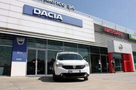 Dacia, Lodgy, 2015, Diesel