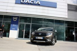 Dacia, Sandero, 2016, Diesel