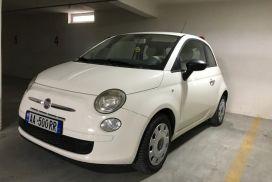 Fiat, 500, 2010, Naftë