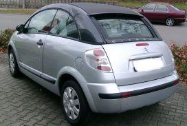Citroen, C3, 2003, Benzinë + Gas