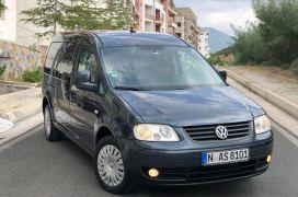 Volkswagen, Caddy, 2009, Naftë