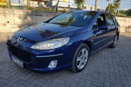 Peugeot, 407, 2005, Naftë