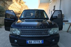 Land Rover, Range Rover, 2007, Naftë