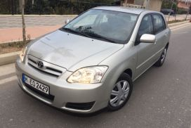 Toyota, Corolla, 2006, Diesel