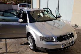 Audi, A4, 2002, Naftë