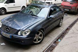 Mercedes-Benz, CLK-Class, 2004, Naftë