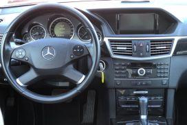Mercedes-Benz, E-Class, 2009, Naftë