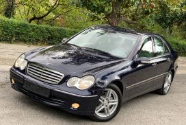 Mercedes-Benz, C-Class, 2004, Benzinë + Gas