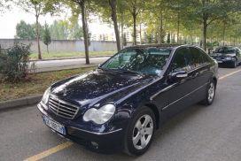 Mercedes-Benz, C-Class, 2002, Naftë