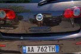 Fiat, Croma, 2007, Naftë
