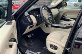 Land Rover, Range Rover, 2015, Naftë