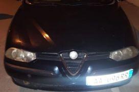 Alfa Romeo, 156, 2000, Benzinë